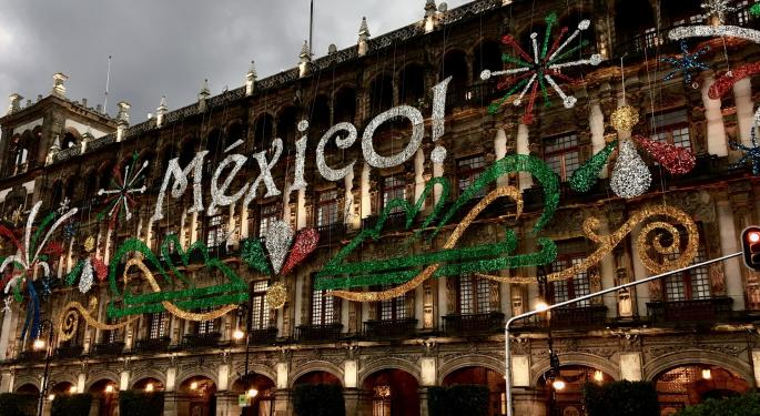 Imminent Political Risk For The Mexico ETF