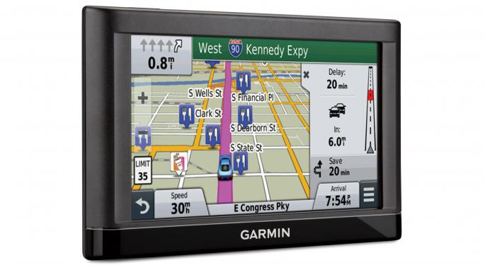 A Closer Look At Insider Sales By Garmin's Chairman