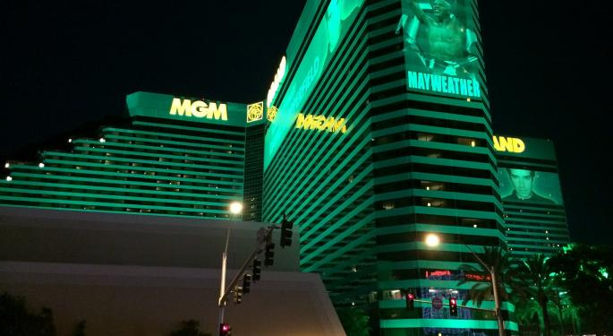 MGM's Solid Q3 Puts It One Step Closer To Becoming An 'Investment-Grade' Stock