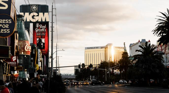 MGM To Restart 5 Other Las Vegas Resorts In Coming Weeks