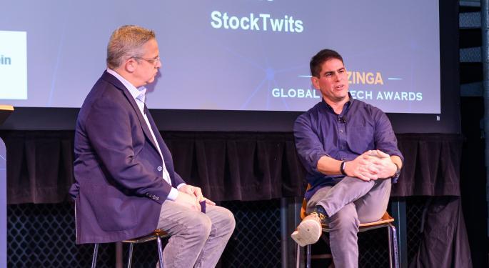 StockTwits CEO Talks Social Media, Commission-Free Trading