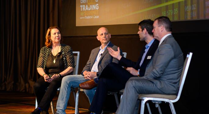Interest Rates, Gold, Trade: Benzinga Trading Summit Panelists On Where The Market Is Headed