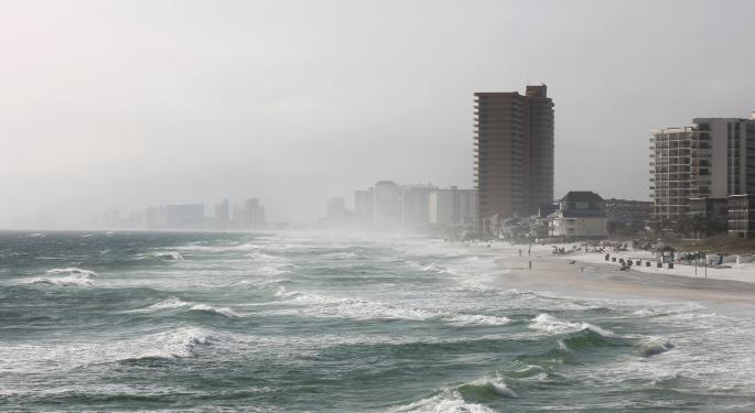 Ports Remain Closed After Hurricane Isaias Makes Landfall
