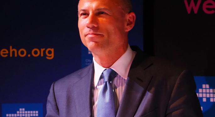 Michael Avenatti Charged With Trying To Extort Nike