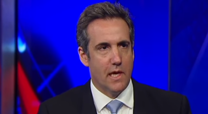 FBI Raids Office Of Michael Cohen, Trump's Personal Lawyer