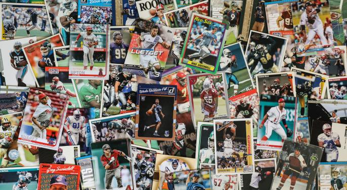Trading Cards, NFTs Could Be Coming Soon For College Athletes Thanks To Panini Partnership