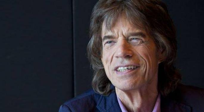 Mick Jagger Partners With Dave Grohl On NFT Fundraiser For Music Venues