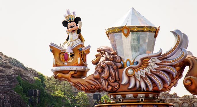 """Disney busca ser el """"actor principal"""" del entretenimiento asiático"""