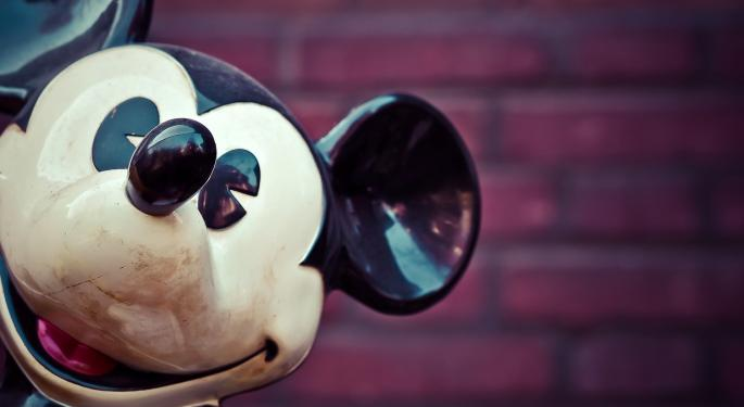 Disney's Distribution Revenue Earns Stock Another Upgrade