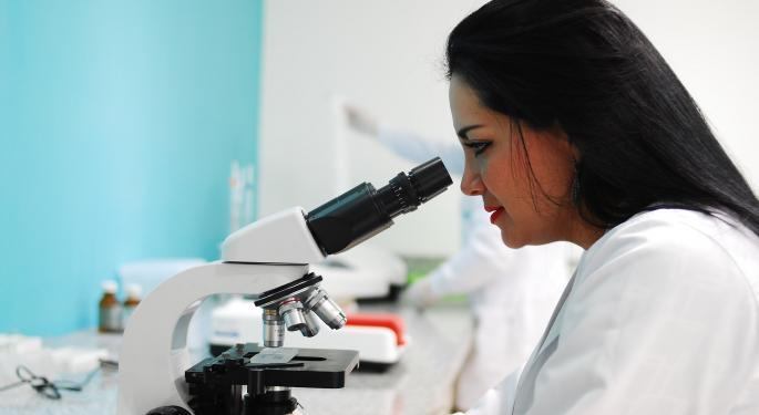 Why AzurRx BioPharma Is Trading Sharply Higher Today