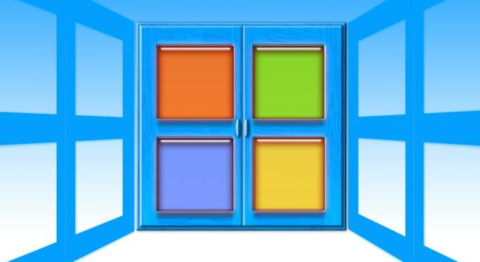 Microsoft podría tener el gráfico más importante del mercado