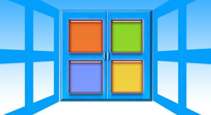 Software-As-A-Service Competition Heats Up For Microsoft