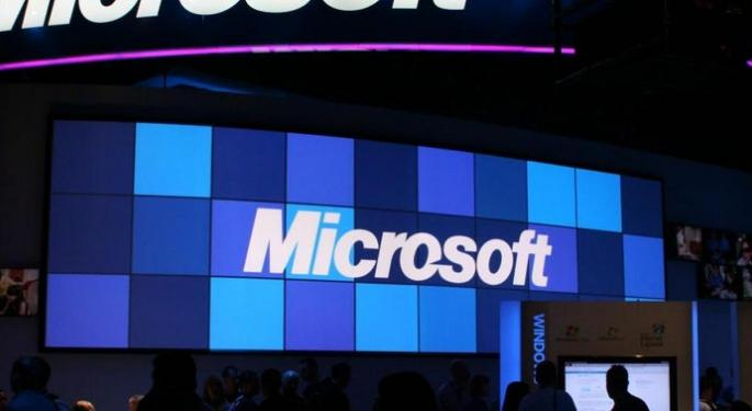Microsoft Reportedly In Talks To Buy Speech Tech Company Nuance