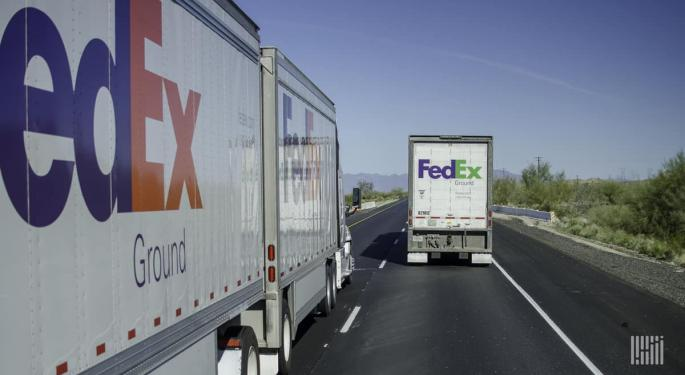 A Challenge To Amazon, As Microsoft And FedEx Enter Multiyear Collaboration