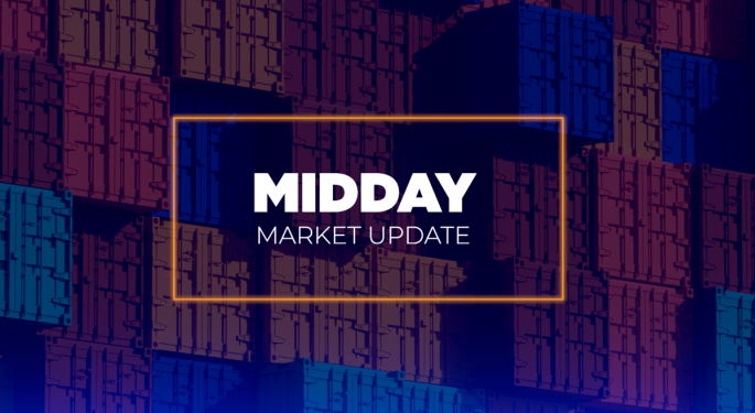 Driving The Autonomous Vehicle Market In 2021 — Midday Market Update
