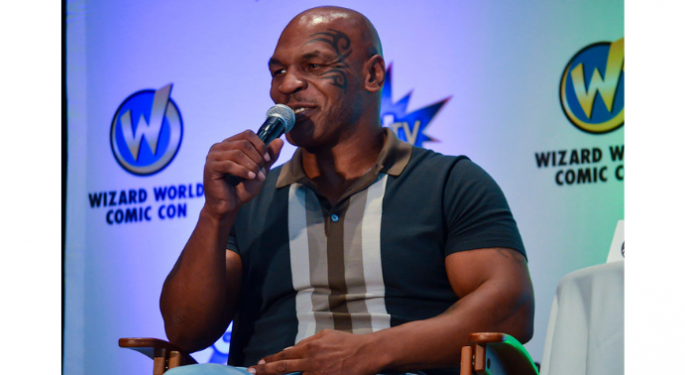 Mike Tyson aviva el debate Ethereum Vs. Solana