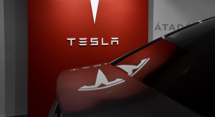 Tesla, baja cuota de mercado de coches eléctricos en Europa