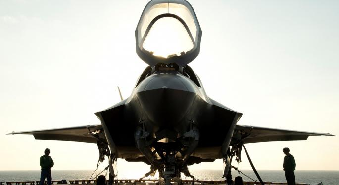 Defense Stocks Set To Surge After Iran Missile Attack On US Bases