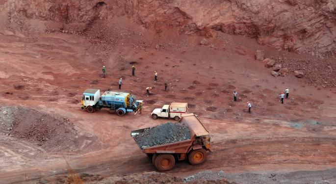 Here's How Iron Ore Could Rally Big...In 2018
