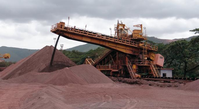 BHP Maintains Iron Ore Output Outlook Despite Shaken Economy