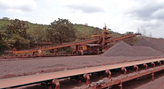 China's Hidden Iron Ore Supply