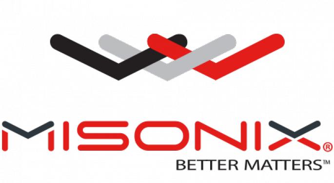 Misonix Announces $97M Acquisition Of Solys Medical