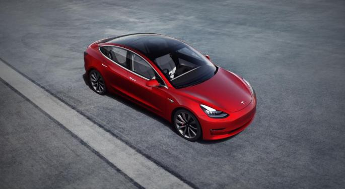 Tesla Model 3 Demand Spikes In Japan Following 25% Price Slash