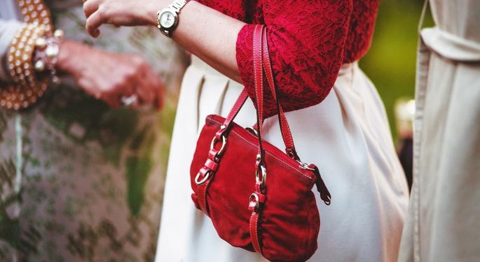 Keep The Faith: Analyst Still Believes Kate Spade Sale Will Occur
