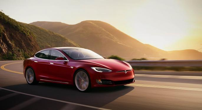If You Bought Tesla Stock Instead Of A Model S At Launch, Here's How Much You'd Have Now