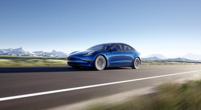 Las ventas chinas de Tesla aumentan un 207% en marzo