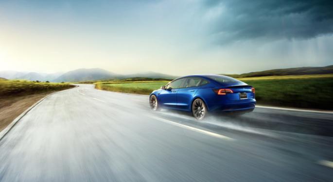 Tesla vende créditos verdes a Volkswagen en China