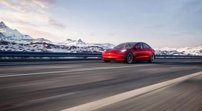 Tesla Model 3 Is The Bestselling Car in Austria in March