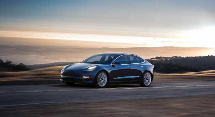 Tesla Cuts Prices On European Model 3: Report