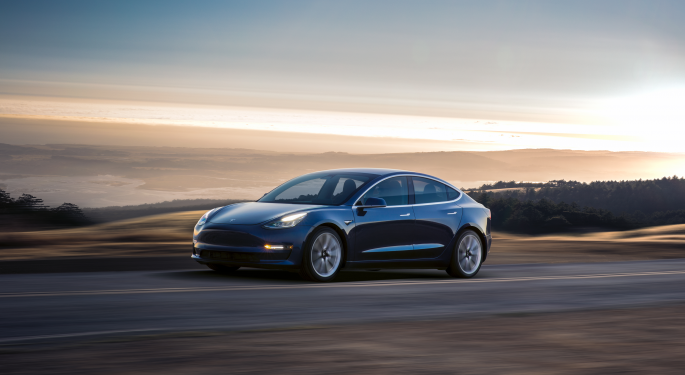 The Tesla Model 3 May Retain Resale Value Better Than Any Other Vehicle