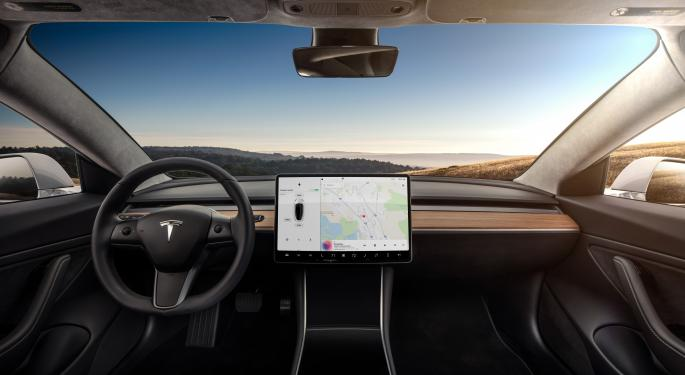Tesla Begins Rollout Of Software Update 2020.24.6.3 In Canada