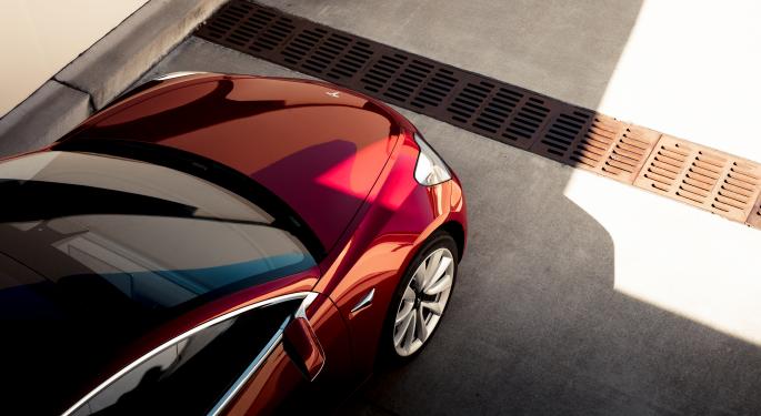 KeyBanc Lowers Model 3 Estimates Ahead Of Tesla's Q4 Report