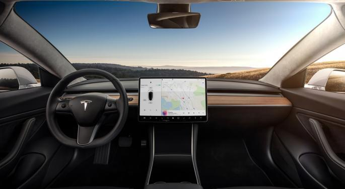 Morgan Stanley Says The Market Is Underappreciating Tesla's AV Business