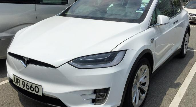 Tesla Rolls Out Firmware Update After Hacker Discovers Model X Security Flaw