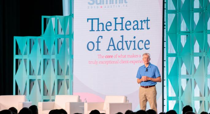 A Dispatch From Inside 'The Heart' Of Financial Advising