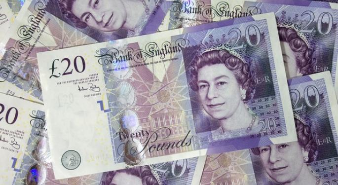 Analyst: Expect Upward Trend In Pound Sterling As Britain Preps To Leave EU