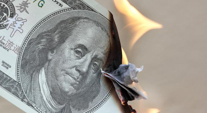Setting Up A US Dollar Crash And Metals Rise