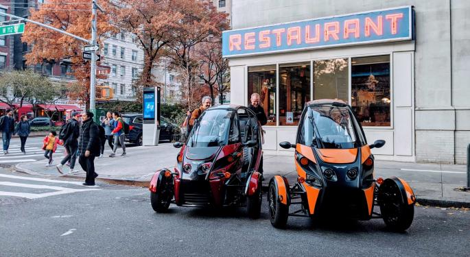 Three Wheels to the Future