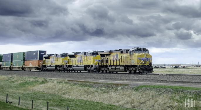 Moody's Views US Freight Rail As 'Stable' In 2021