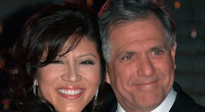 Report: CBS, Moonves In Departure Talks