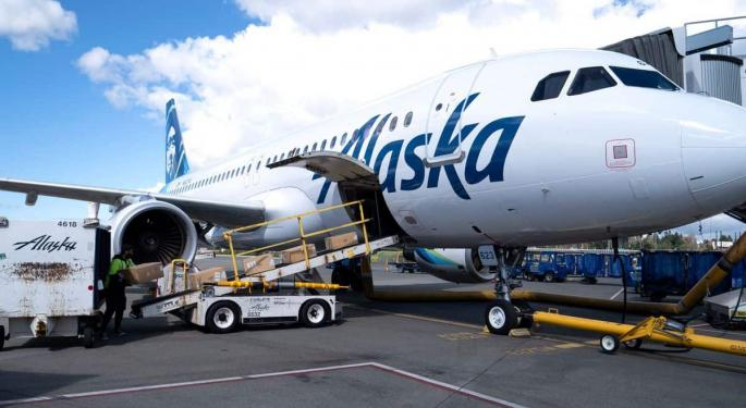 Alaska, American Cut More Capacity As Airlines Try To Preserve Cash