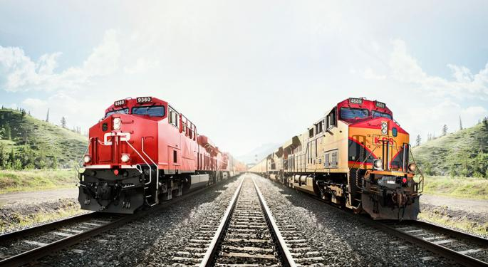 Justice Department, CP And KCS Spar Over Rail Merger Process