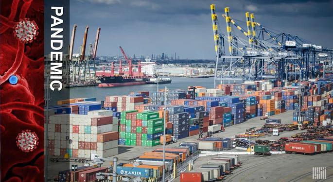 Morgan Stanley Survey Shows COVID-19 Transportation Disruption Nearing Peak