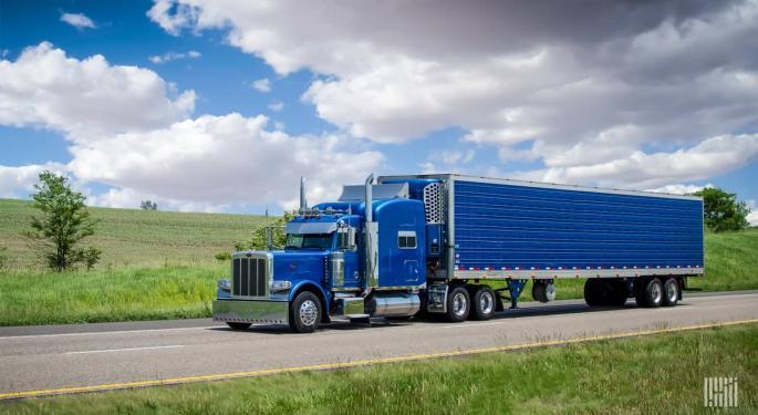 Morgan Stanley Cuts Estimates, Upgrades Transports To 'In-Line'