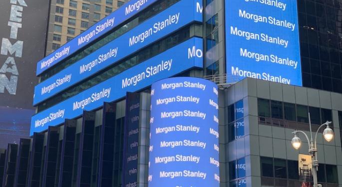 Morgan Stanley adquirirá Eaton Vance por 00M