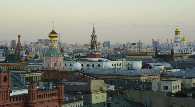 Russia Finds $45-$50 Oil 'Acceptable From The Point Of View Of Market Balance'